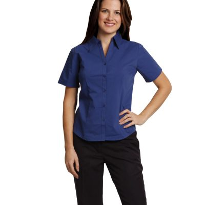 Ladies S/S Teflon shirt