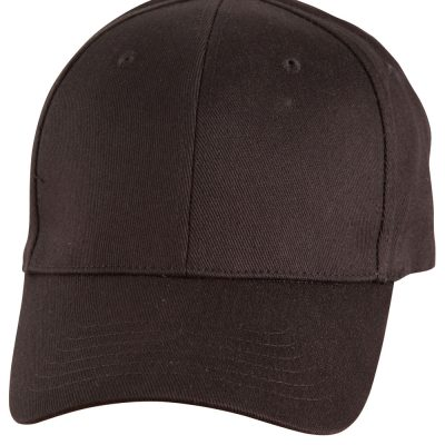 H/B/C fitted cap sandwich