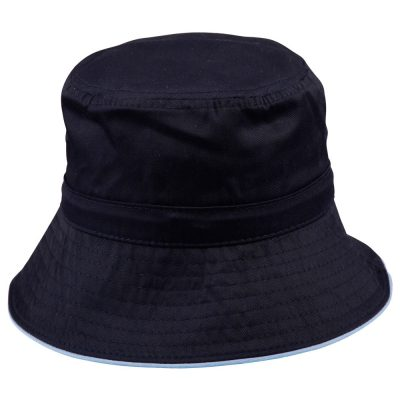 Bucket hat sandwitch+toggle