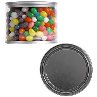 Assorted Colour Mini Jelly Beans in 500ml Drum