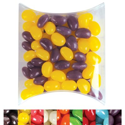 Corporate Colour Mini Jelly Beans in Pillow Pack