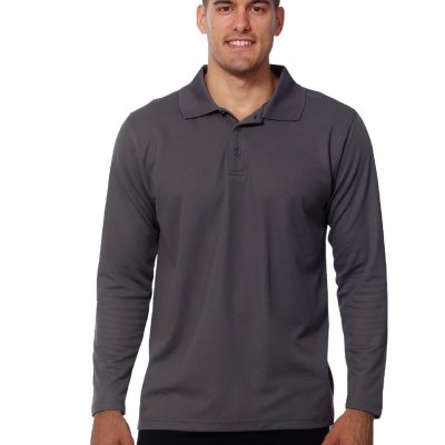 Men's cotton backTruedry L/L