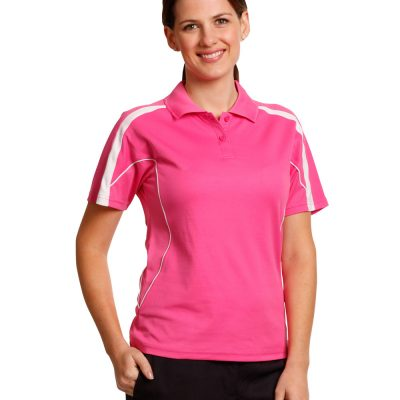 Ladies S/S Sport Polo truedry