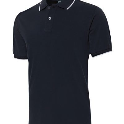 C OF C COTTON FACE POLO