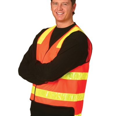 Hi-Vis Vic Road safety vest.