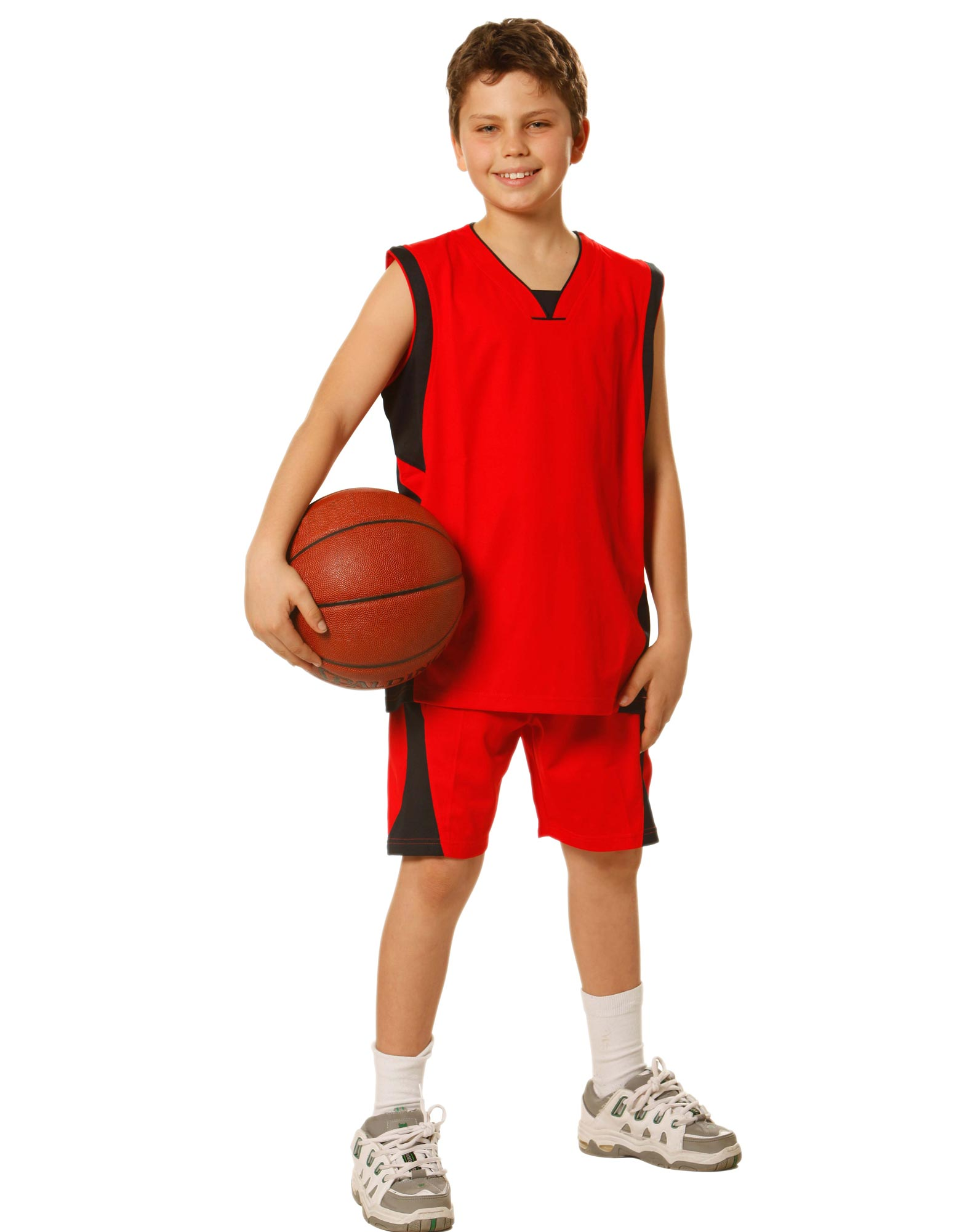 White Basketball Players With Shoes