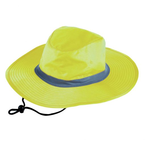 Hi Vis Reflector Safety Hat