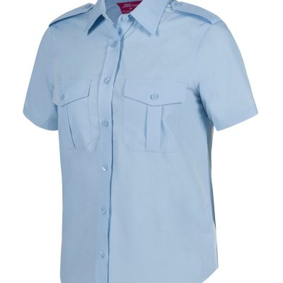 JB'S LADIES S/S EPAULETTE SHIRT