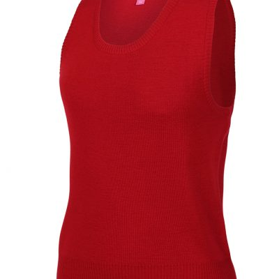 JB's LADIES CREW NECK VEST