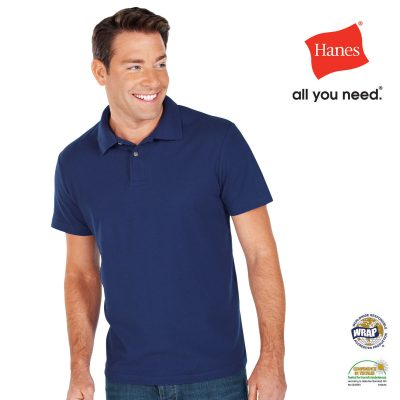 Men's Heavyweight Polo