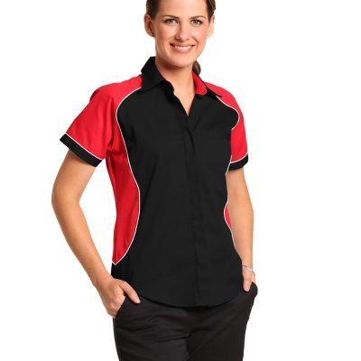 Ladies' Contrast Shirt