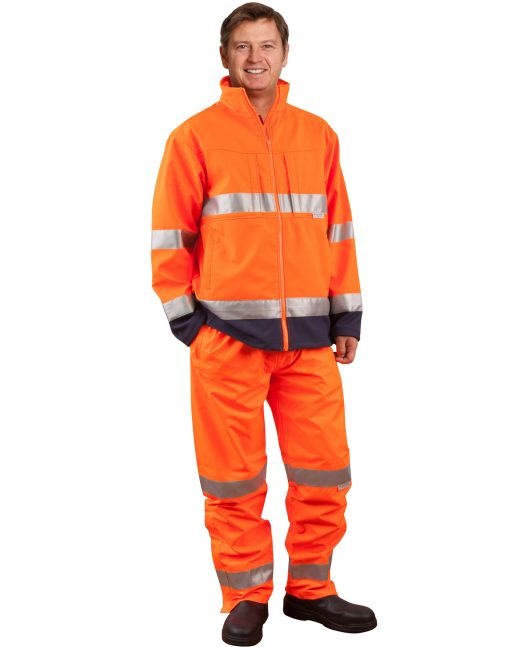 Hi-Vis Safety Pant with 3M Tapes