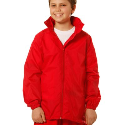 Kids' Outdoor Activity Spray Jacket