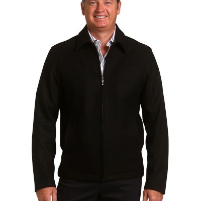 Men's Wool Blend Corporate Jacket