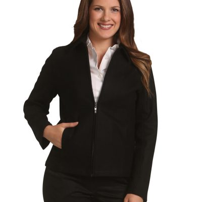 Ladies Wool Blend Corporate Jacket