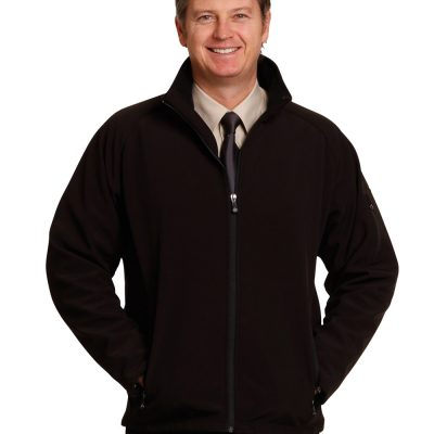 Men's  core-tex softshell jacket