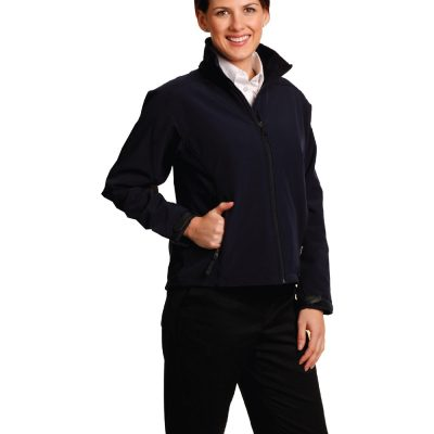 Ladies'  core-tex softshell jacket