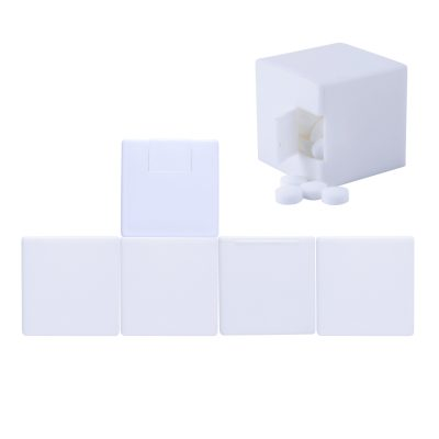 White Cube Breath Mints