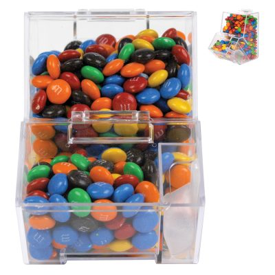 M&M's in Dispenser