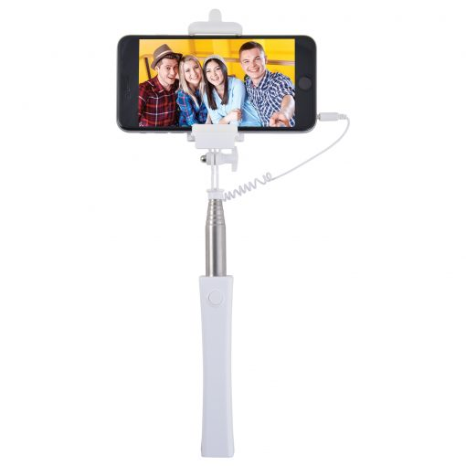 Compact Wired Selfie Stick
