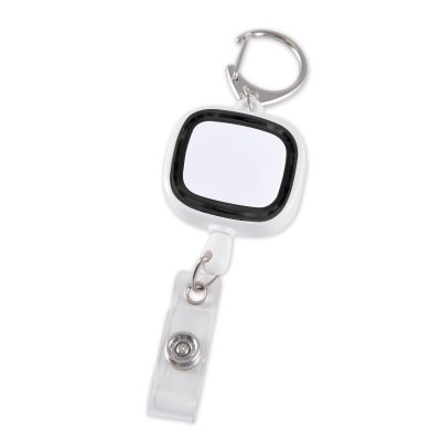 Family Retractable Name Badge Holder