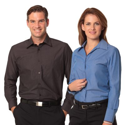 Men's Nano Tech Long Sleeve Shirt