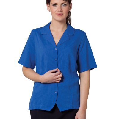 Women's Cooldry Short Sleeve Overblouse