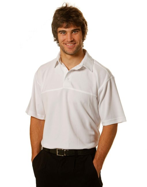 Men's CoolDry short sleeve polo