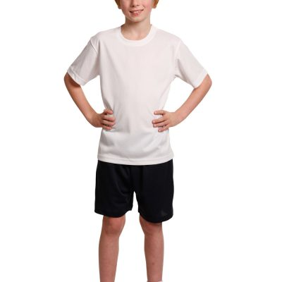 Kids cooldry sports shorts
