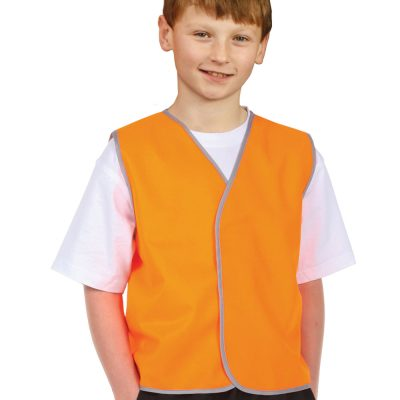 Hi-Vis Kid's Safety Vest