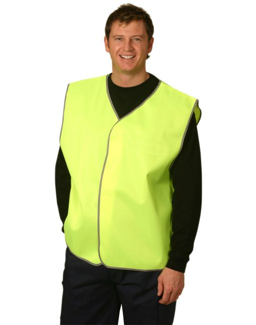 Hi-Vis safety vest, Day Use