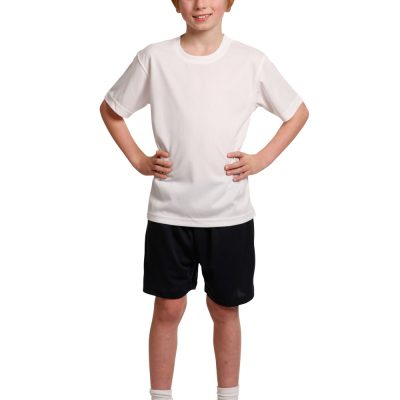 Kids' cooldry short sleeve tee