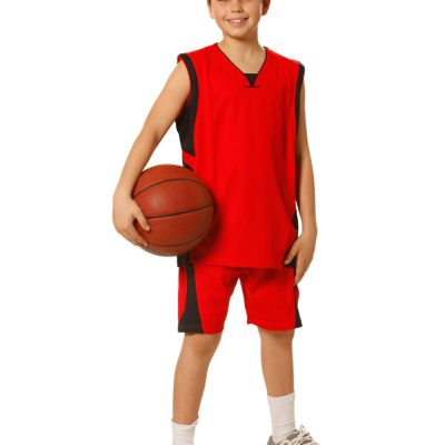 Kid's Basketball Singlet